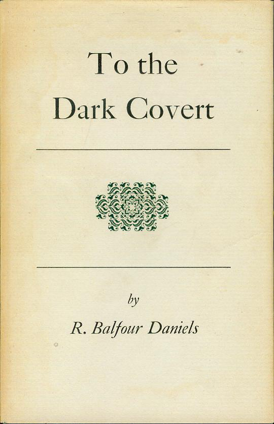 Image for To the Dark Covert