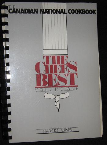Image for The Chefs Best: The Canadian National Cookbook