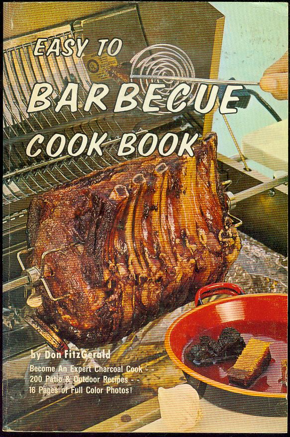 Image for Easy to Barbecue Cook Book