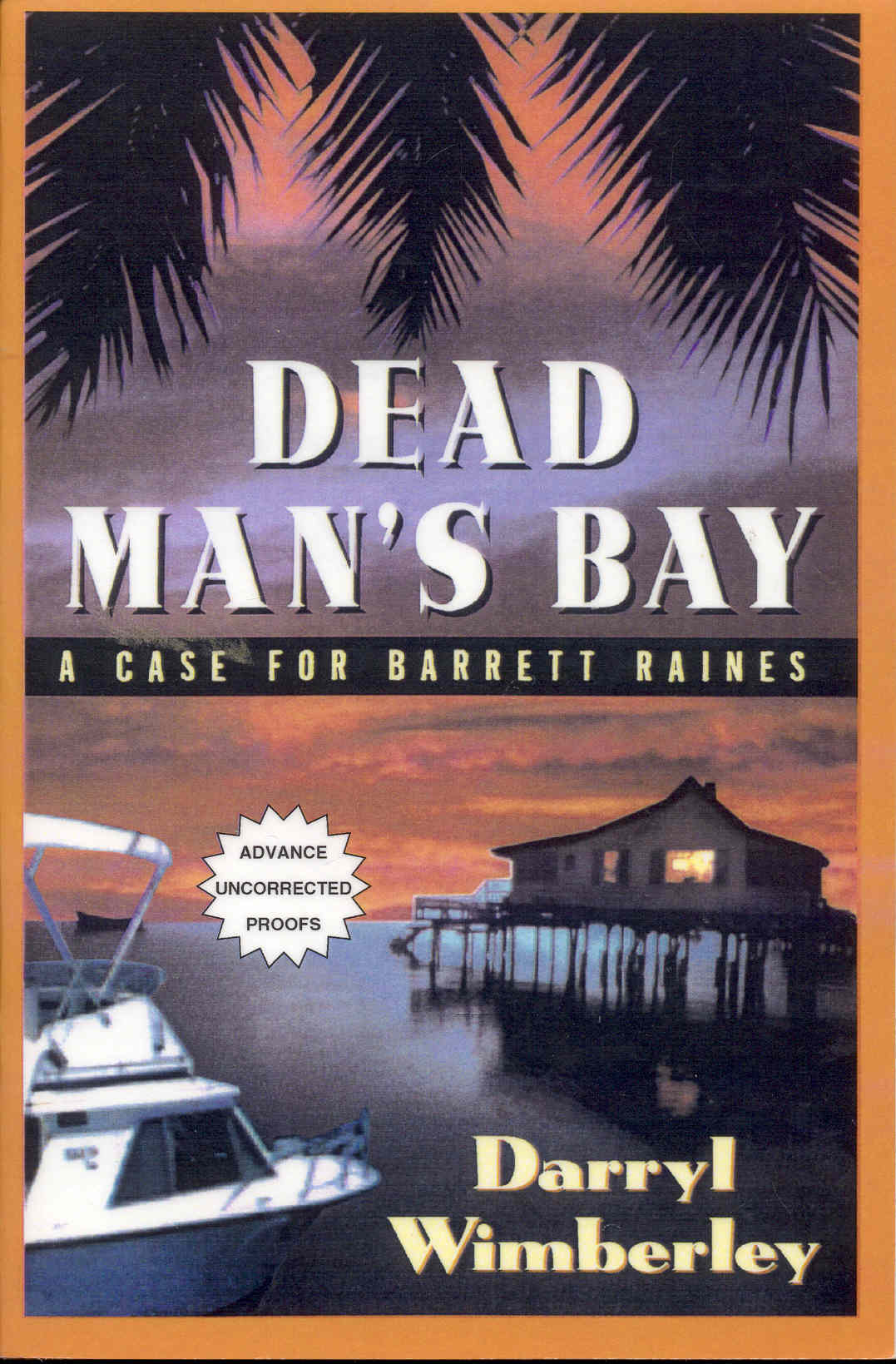 Image for Dead Man's Bay