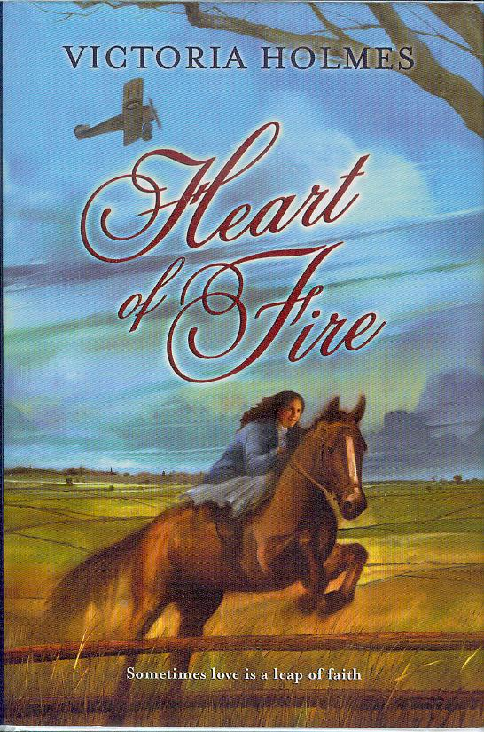 Image for Heart of Fire