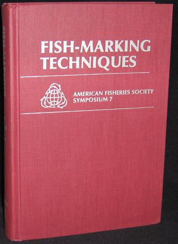 Image for Fish-Marking Techniques
