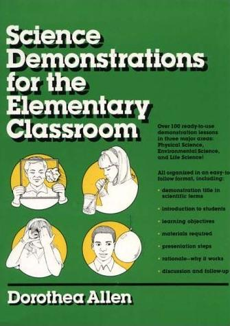Image for Science Demonstrations for the Elementary Classroom