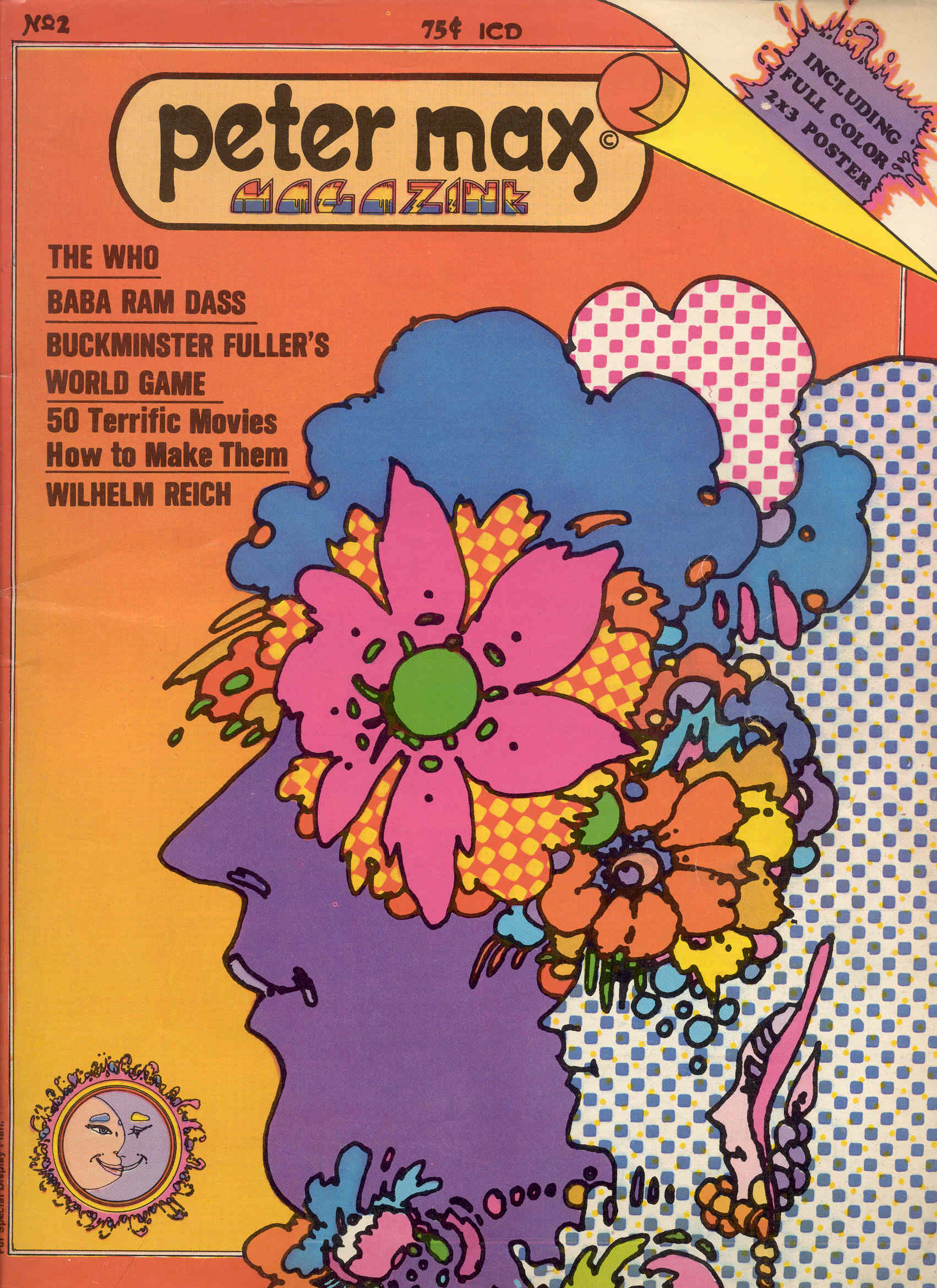Image for Peter Max Magazine (No. 2)