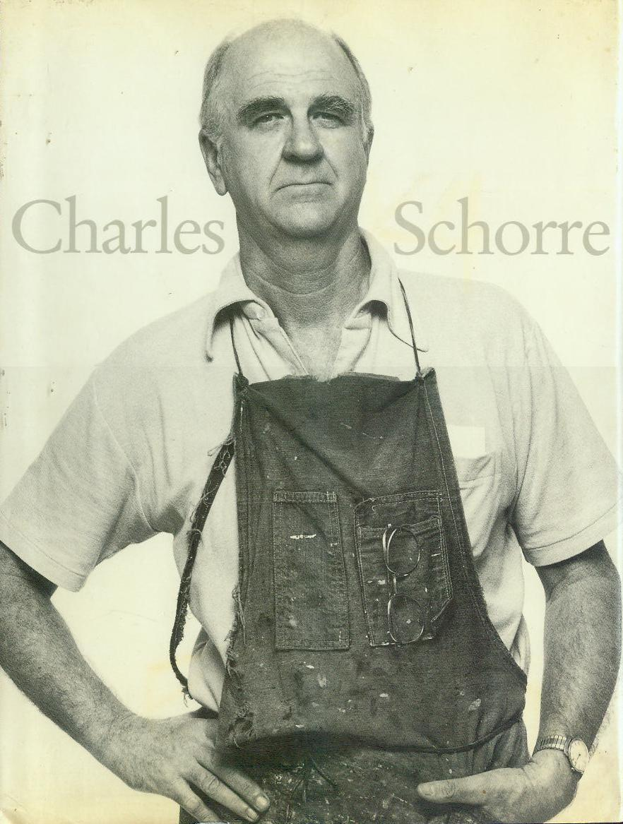 Image for Charles Schorre