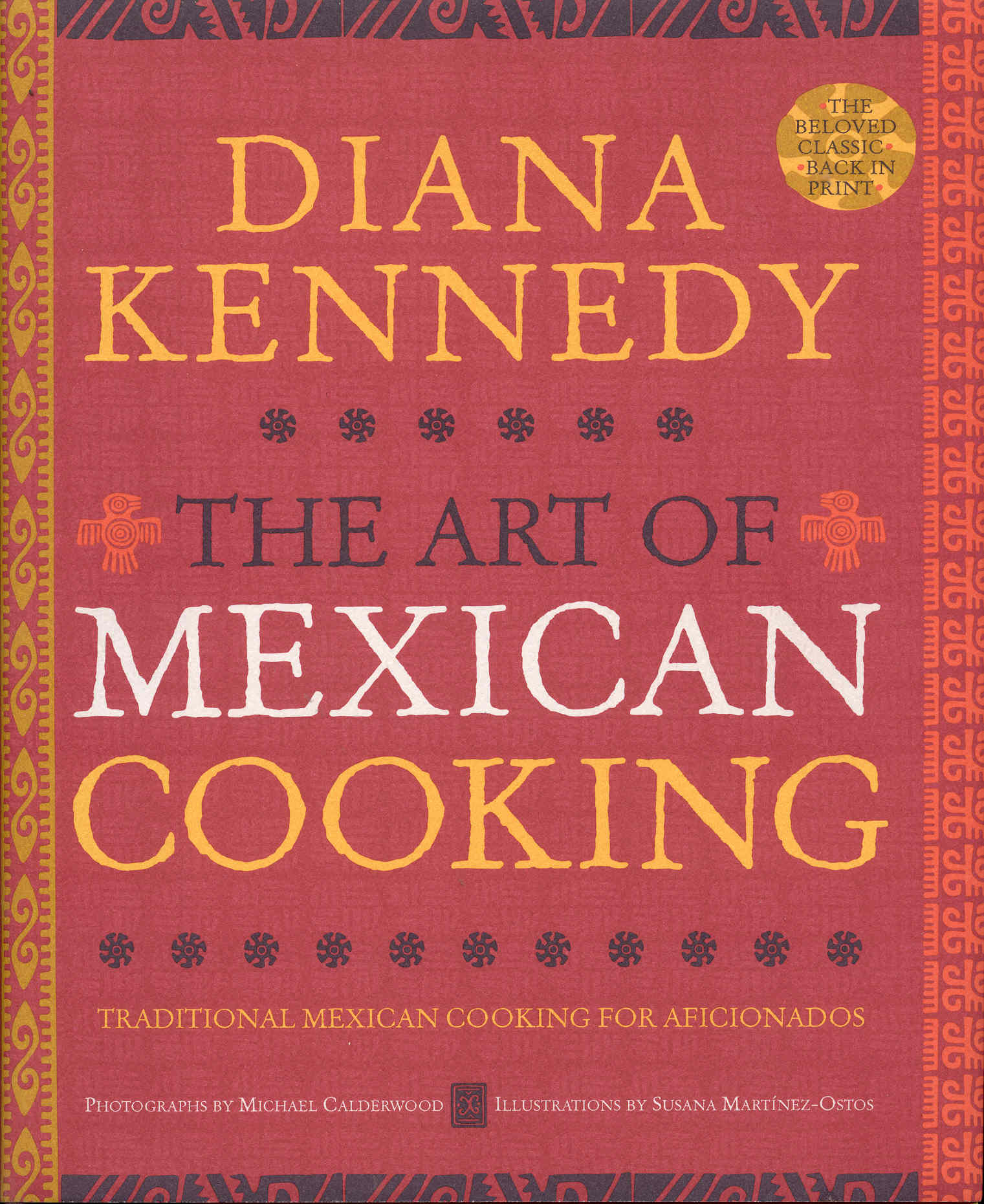 Image for The Art of Mexican Cooking
