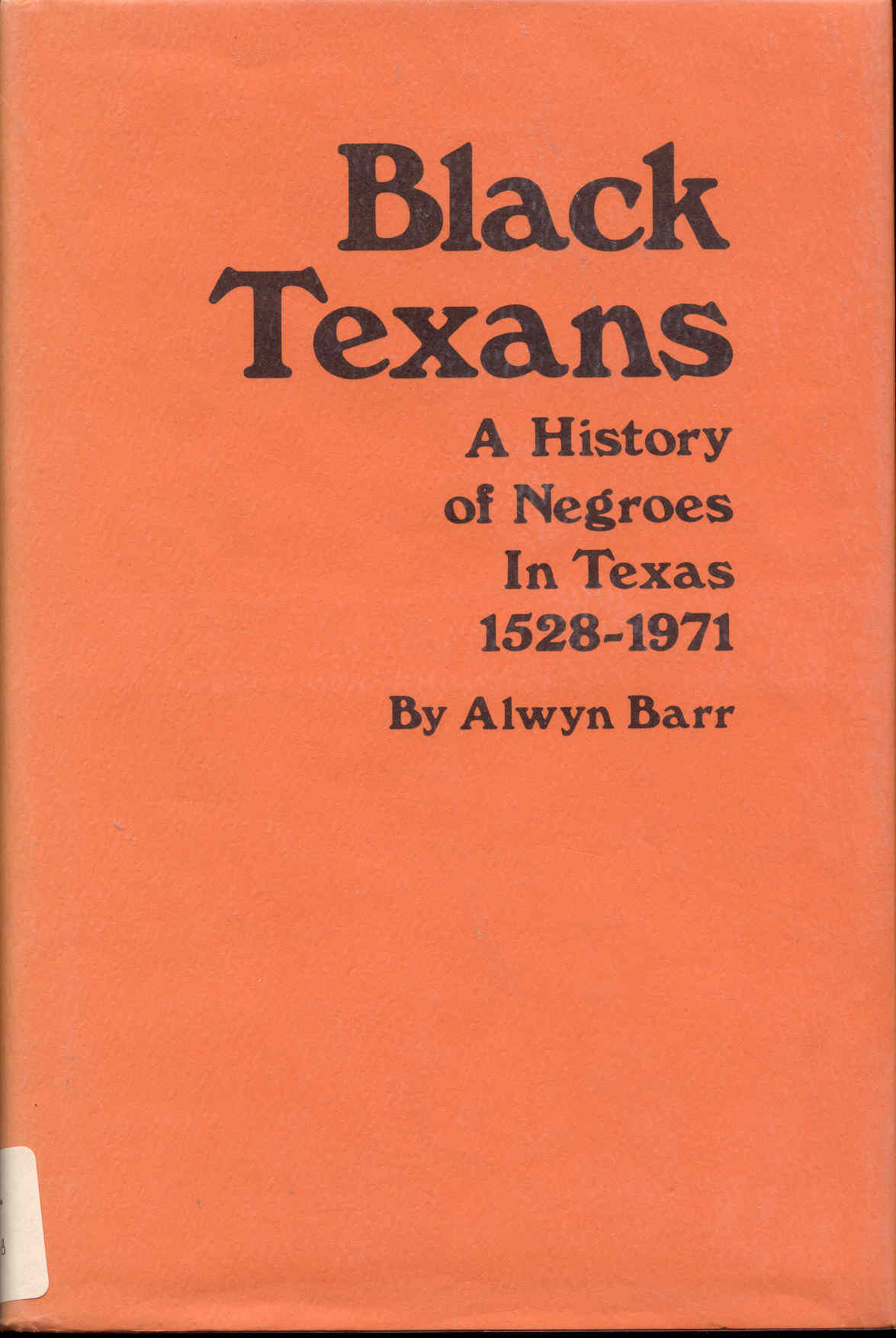 Image for Black Texans