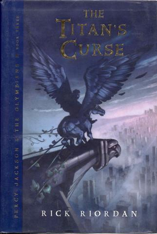 Image for The Titan's Curse (Percy Jackson And The Olympians Book Three)