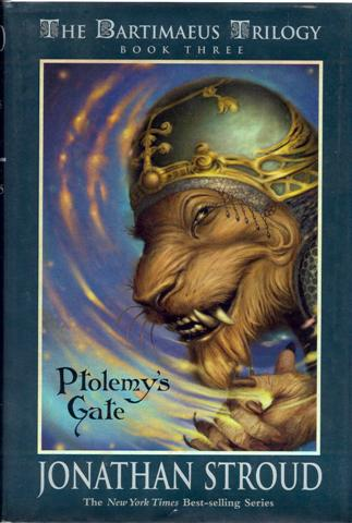 Image for Ptolemy's Gate (The Bartimaeus Triology, Book Three)