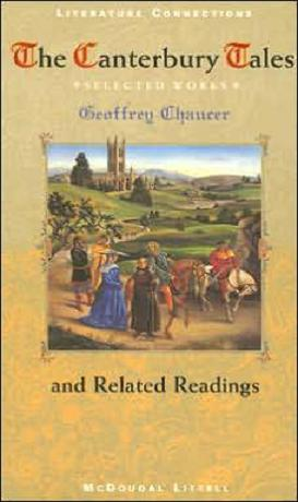 Image for The Canterbury Tales: Selected Works