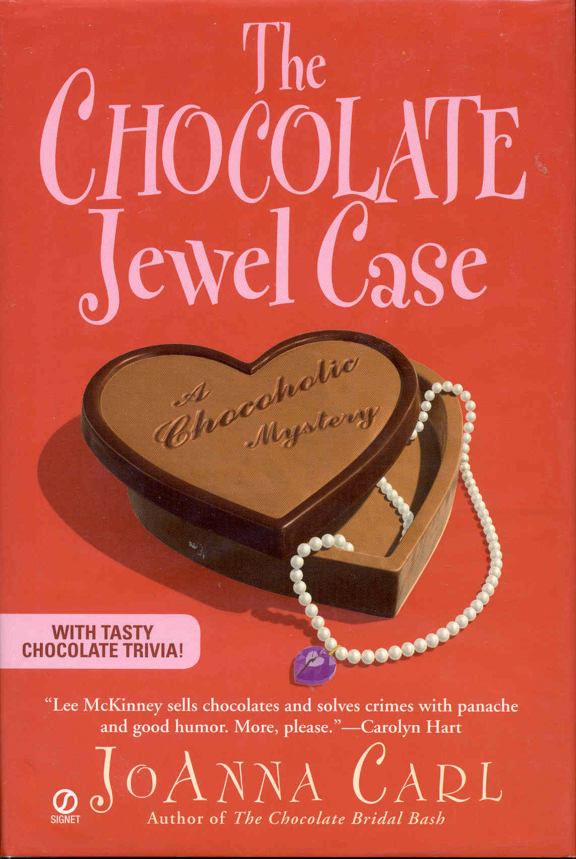 The Chocolate Jewel Case: A Chocoholic Mystery