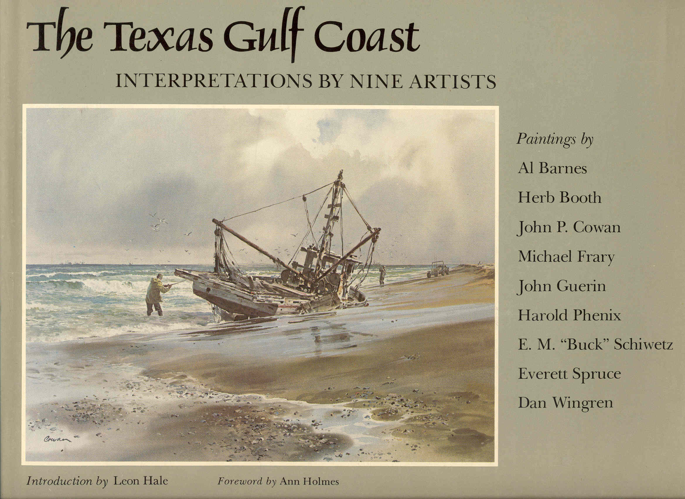 Image for The Texas Gulf Coast: Interpretations by Nine Artists