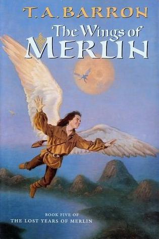 Image for The Wings of Merlin (Book Five of The Lost Years of Merlin)