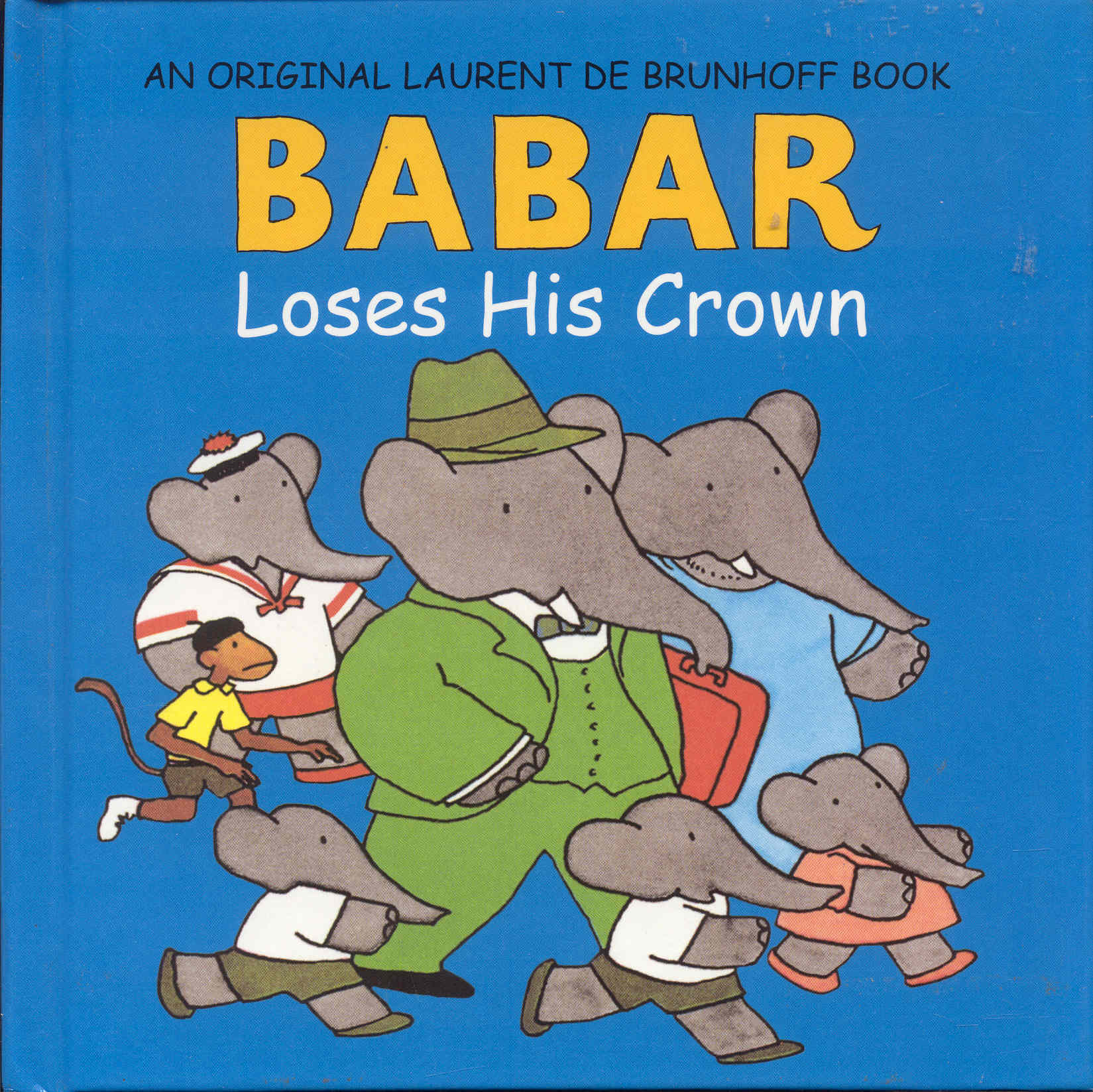 Image for Babar Loses His Crown