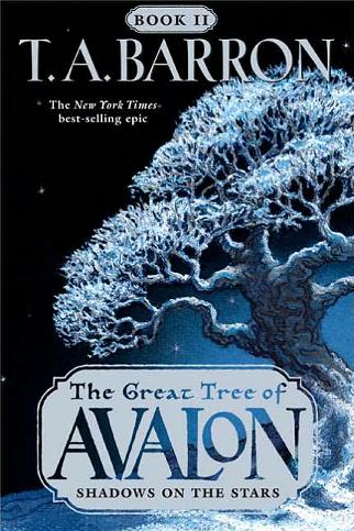 Image for Shadows on the Stars (The Great Tree of Avalon, Book Two)