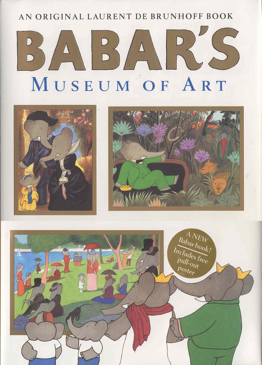 Image for Babar's Museum of Art