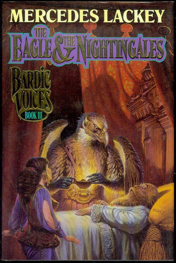 Image for The Eagle & the Nightingales (Bardic Voices, Book III)