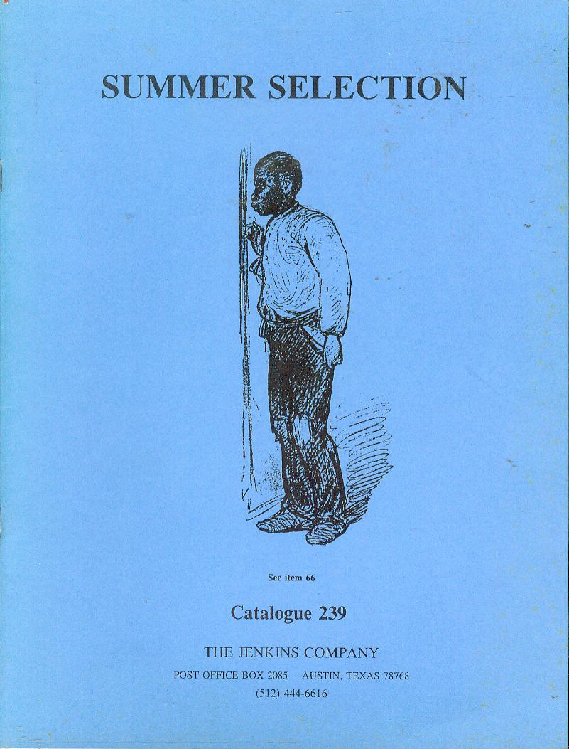Image for Summer Selection (Catalogue 239)