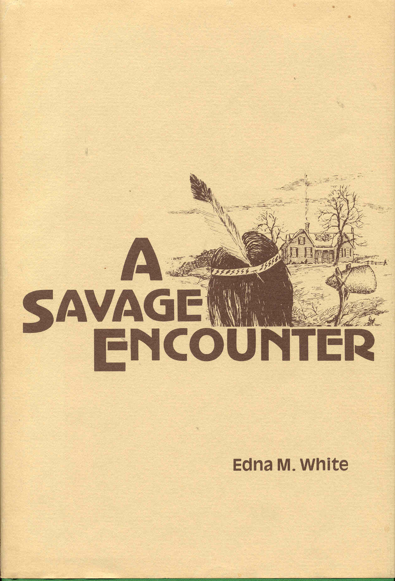 Image for A Savage Encounter