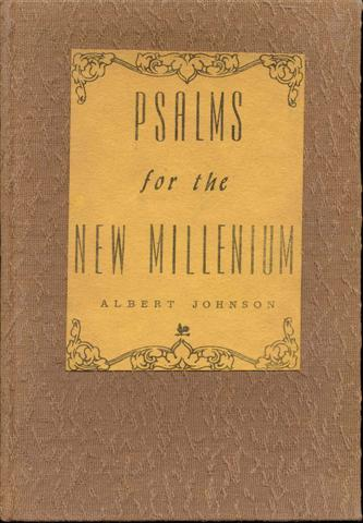 Image for Psalms for the New Millenium