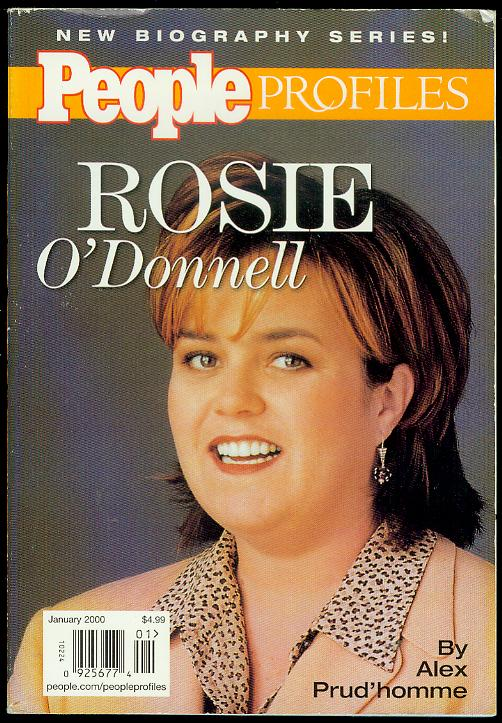Image for People Profiles: Rosie O'Donnell