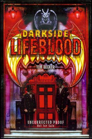 Image for Lifeblood (Darkside Book 2)