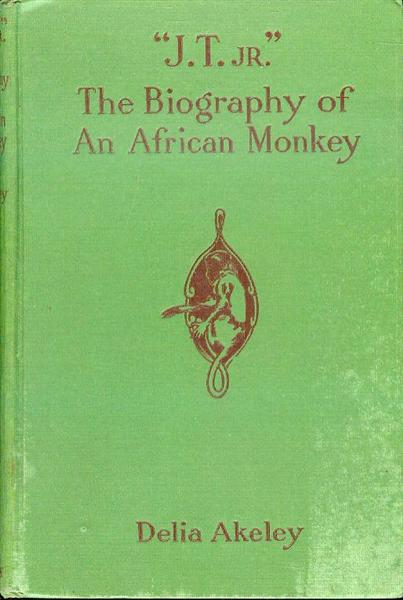 Image for J.T. Jr.: The Biography of an African Monkey