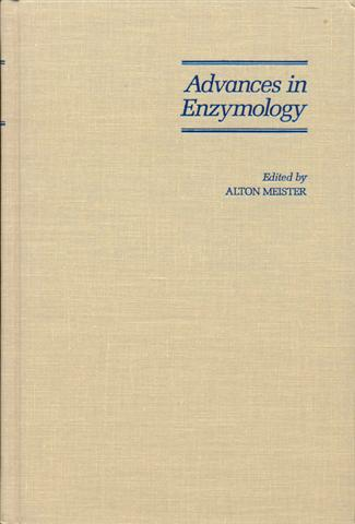 Image for Advances in Enzymology and Related Areas of Molecular Biology (Volume 70)