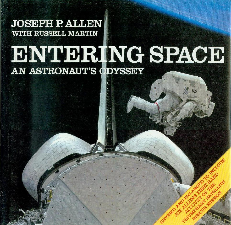 Image for Entering Space: An Astronaut's Odyssey