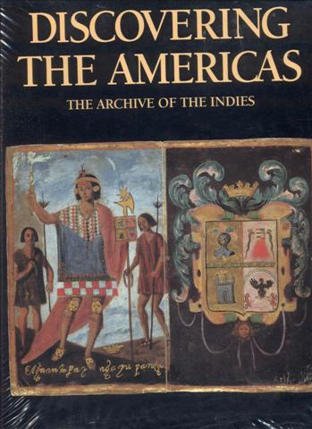 Image for Discovering the Americas: The Archive of the Indies