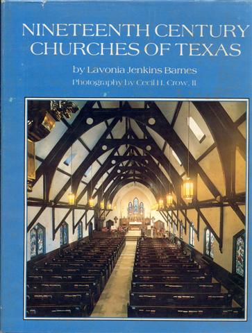 Image for Nineteenth Century Churches of Texas