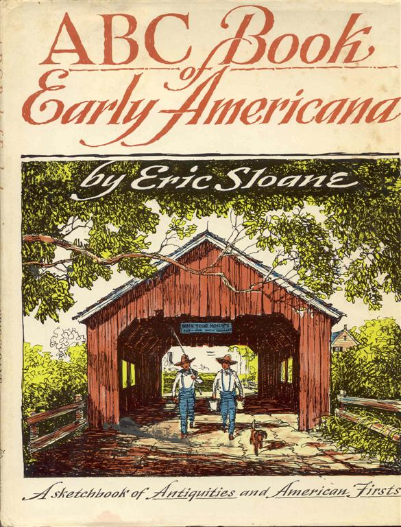 Image for ABC Book of Early Americana