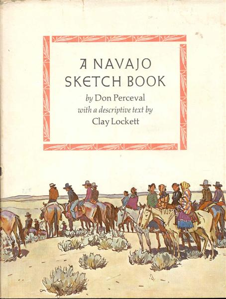 Image for A Navajo Sketch Book