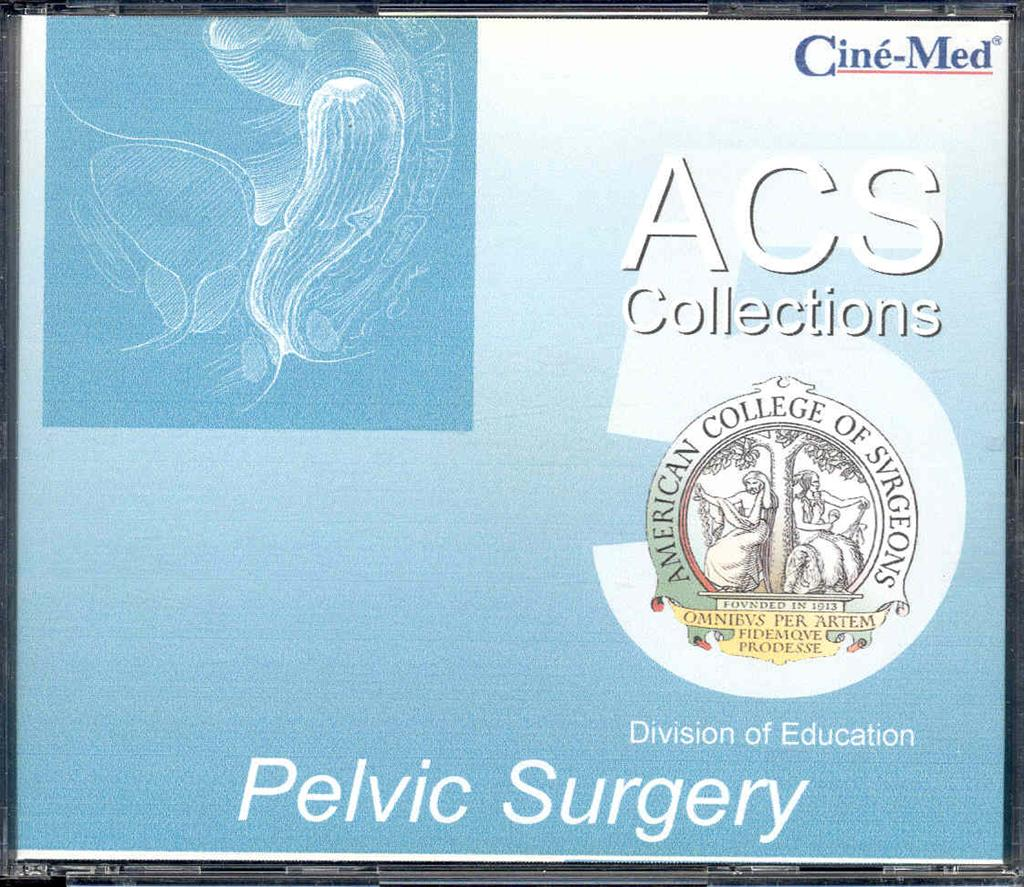 Image for ACS Collections Volume 5: Pelvic Surgery