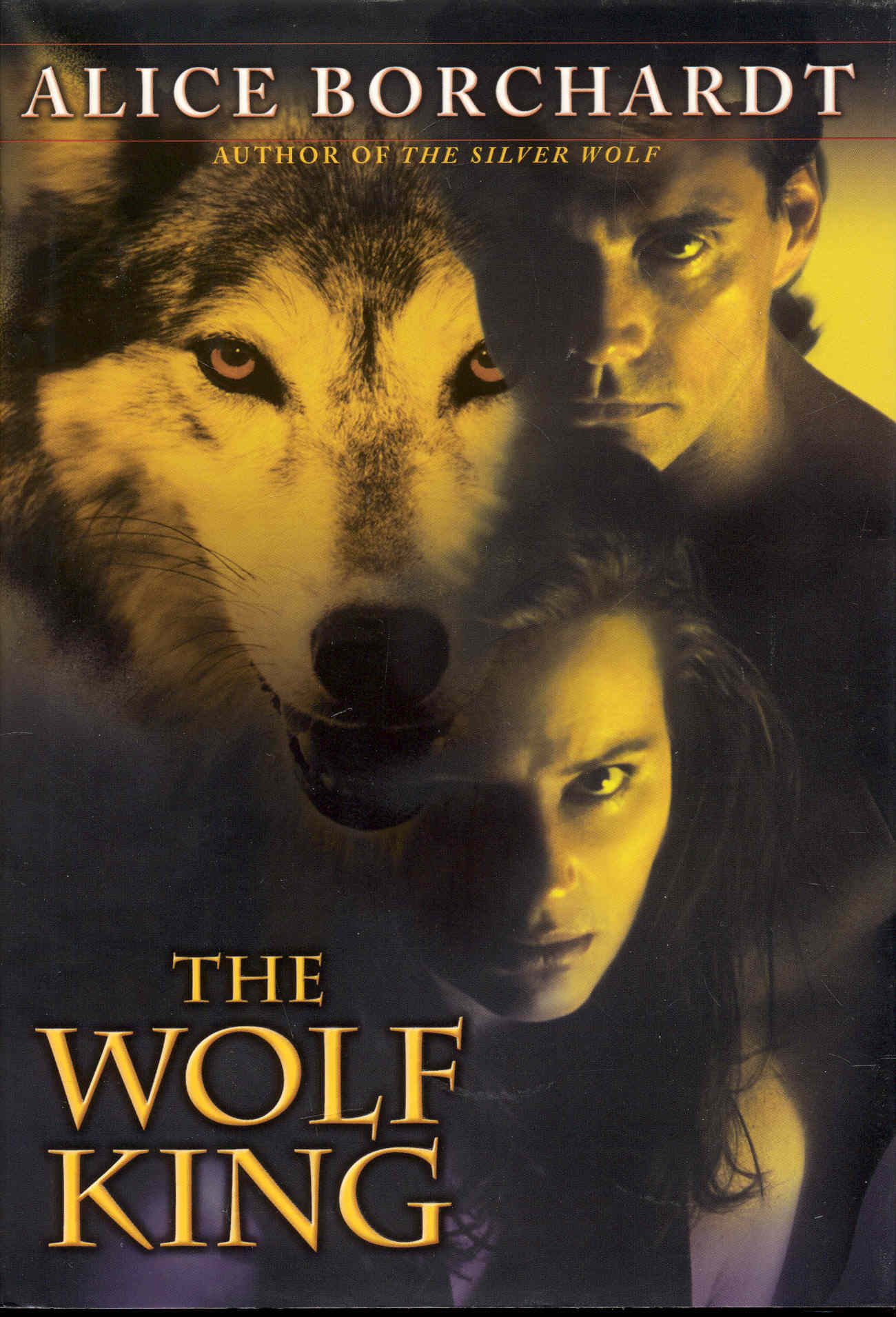 Image for The Wolf King