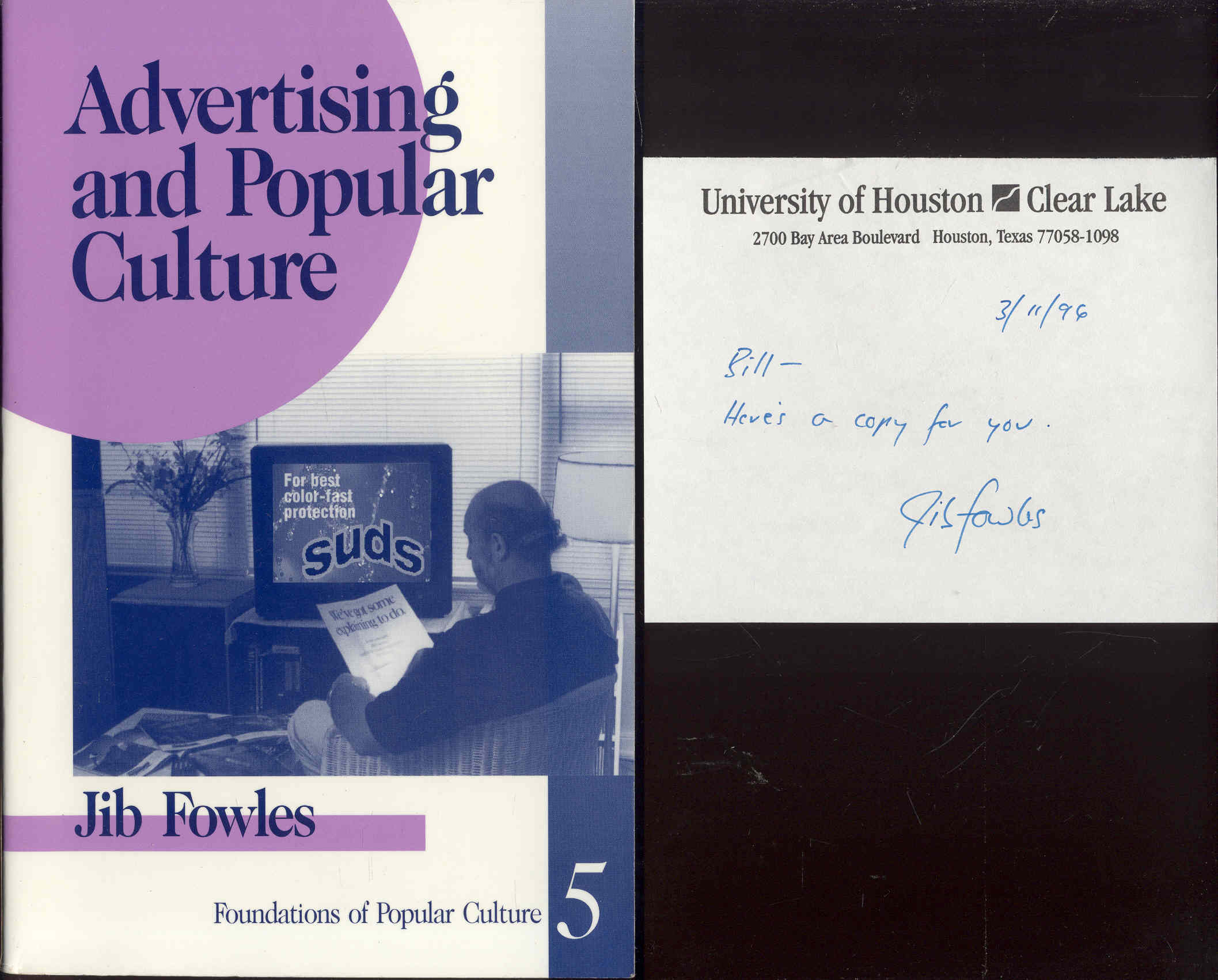 Image for Advertising and Popular Culture