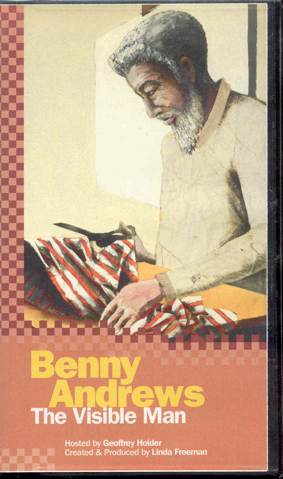 Image for Benny Andrews: The Visible Man