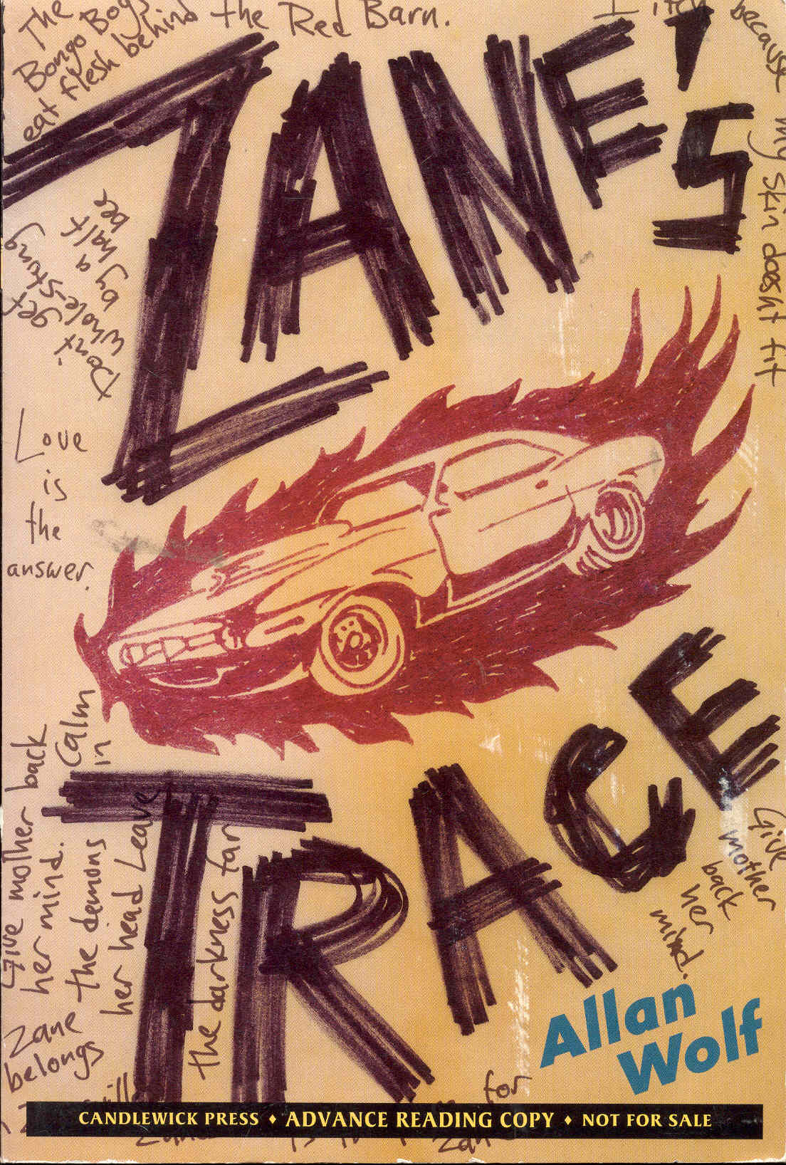 Image for Zane's Trace