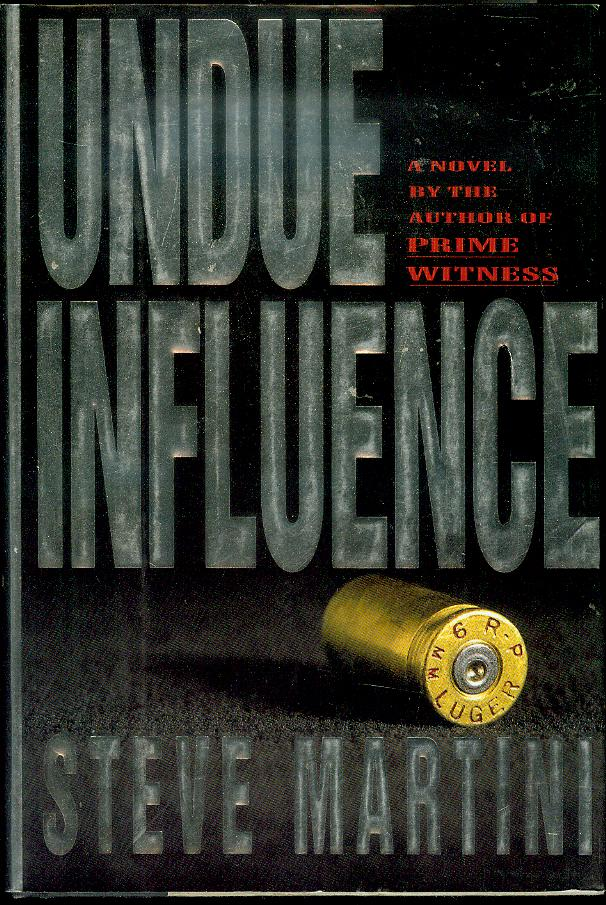 Image for Undue Influence