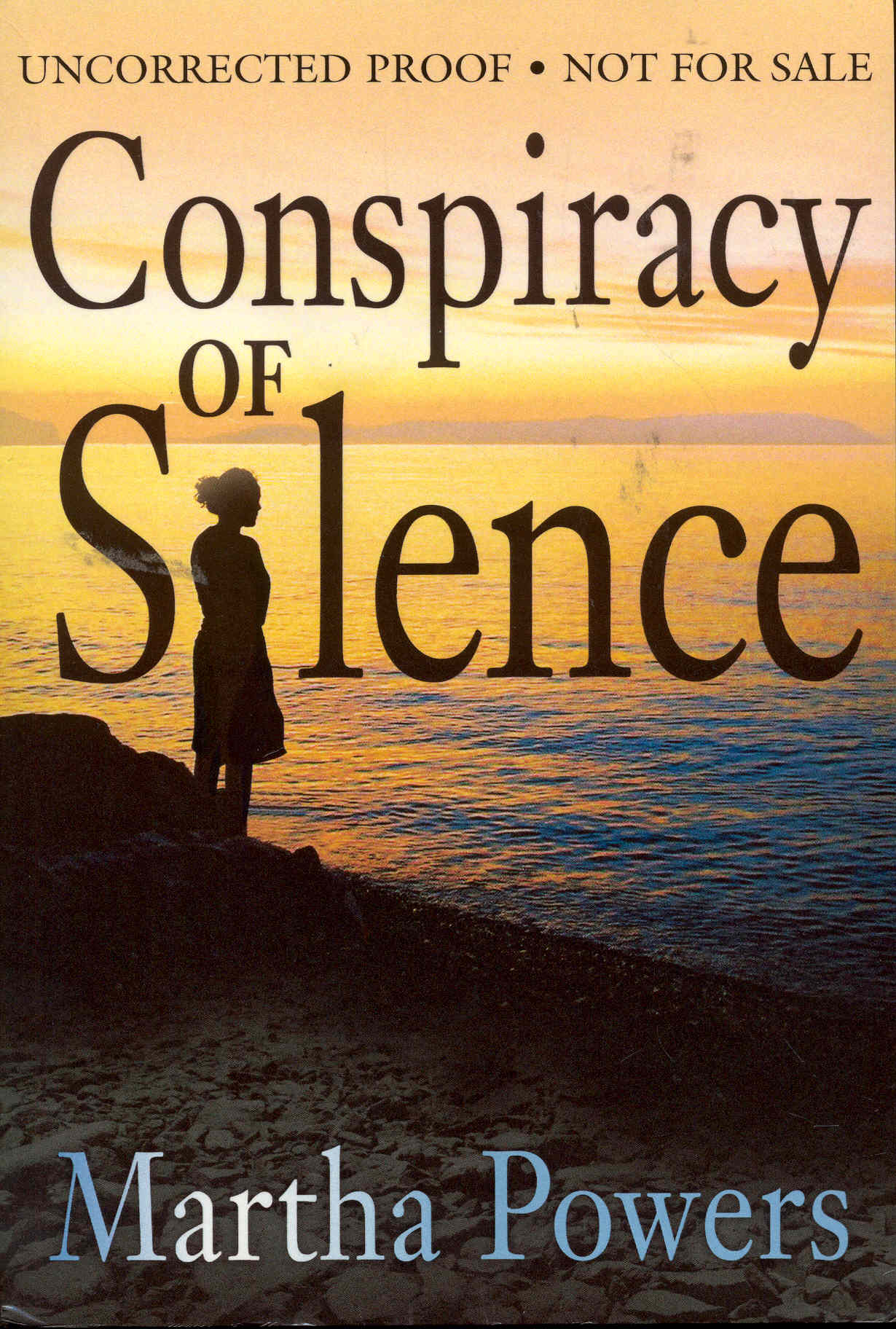 Image for Conspiracy of Silence