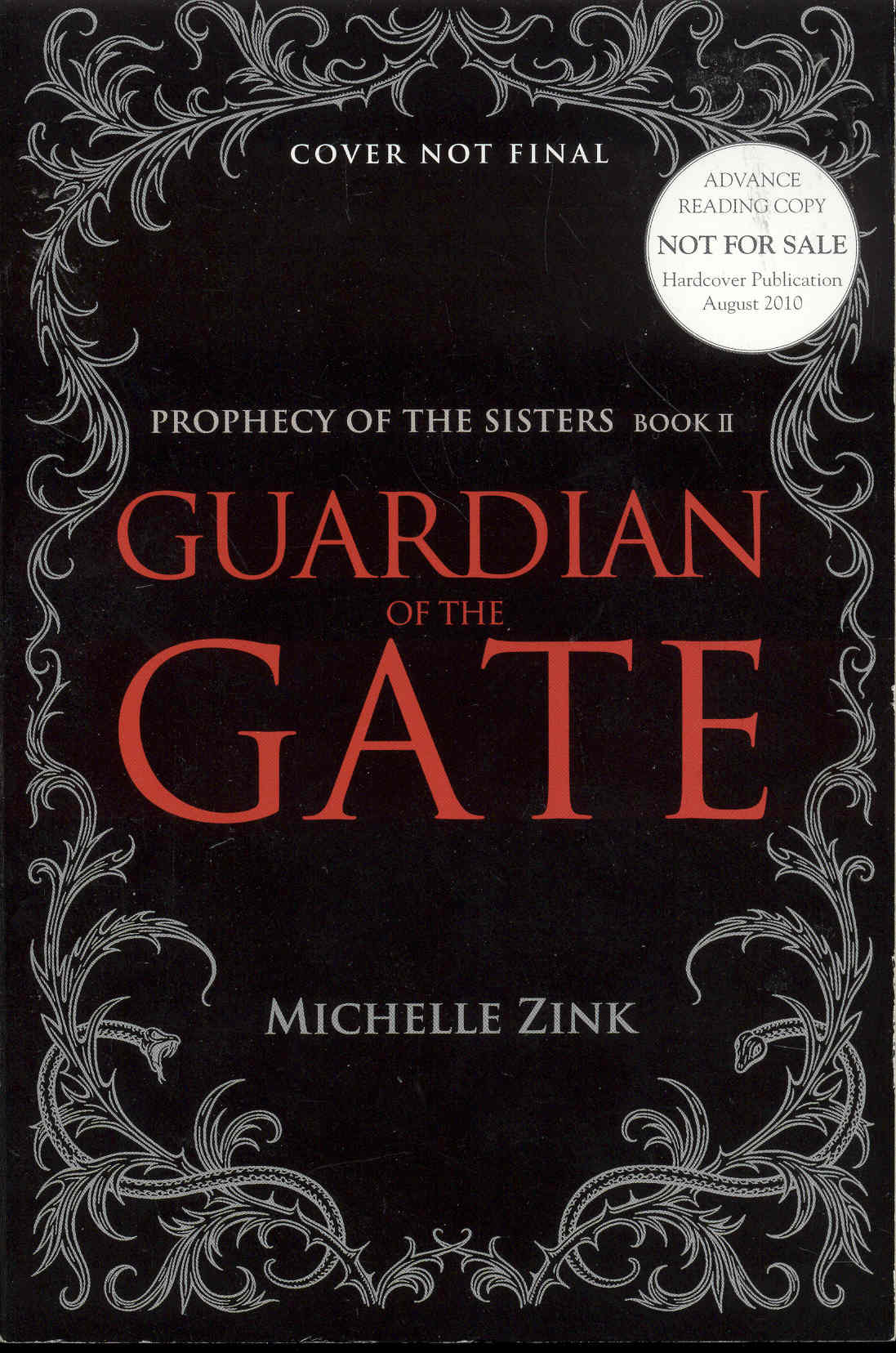 Image for Guardian of the Gate (Prophecy of the Sisters, Book 2)