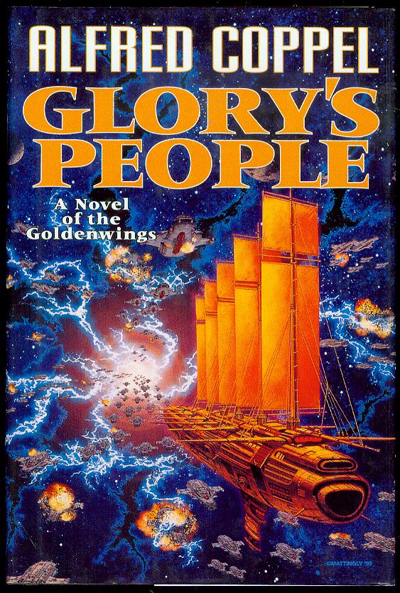 Image for Glory's People (Goldenwing Cycle, Book 3)