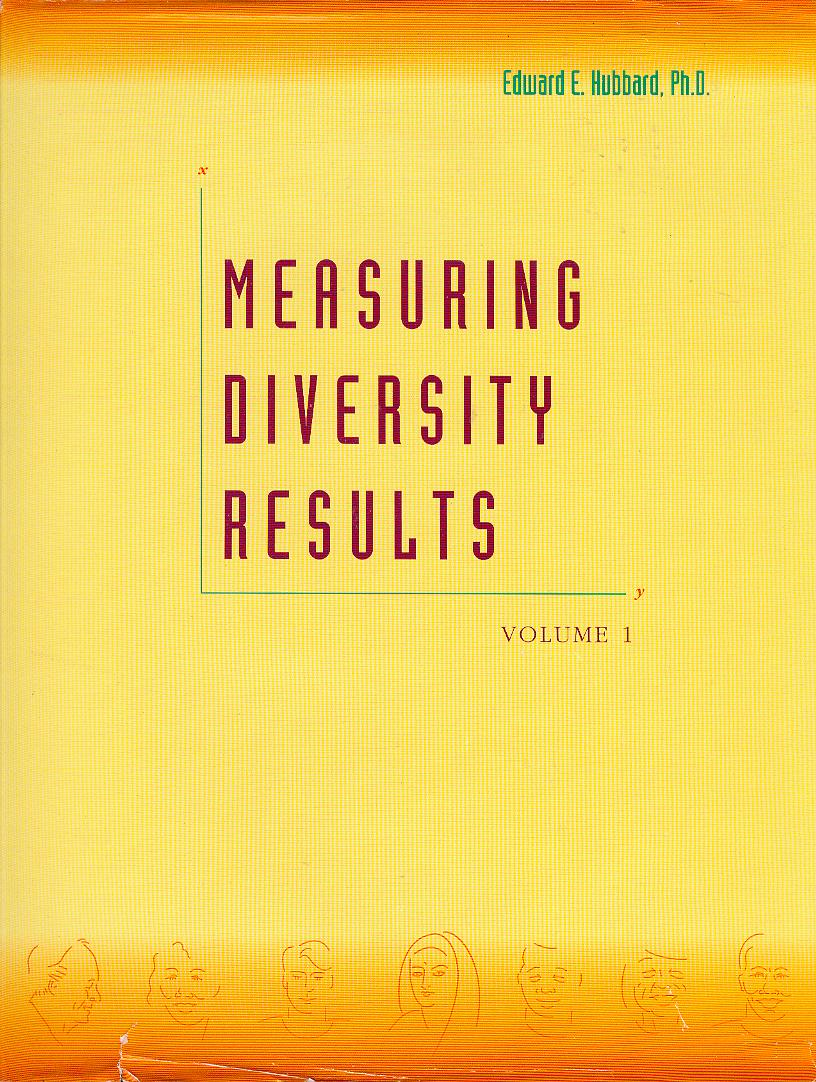 Image for Measuring Diversity Results: Volume 1