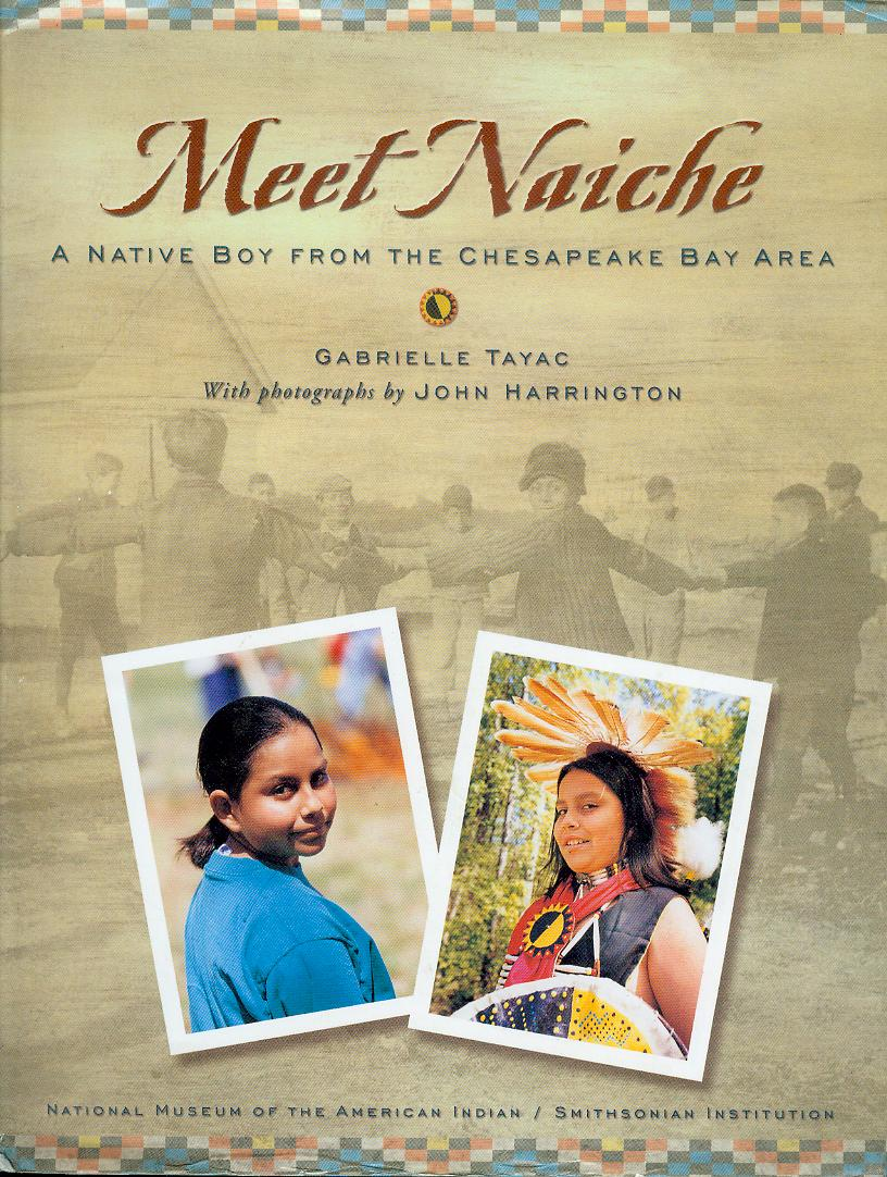 Image for Meet Naiche: A Native Boy from the Chesapeake Bay Area