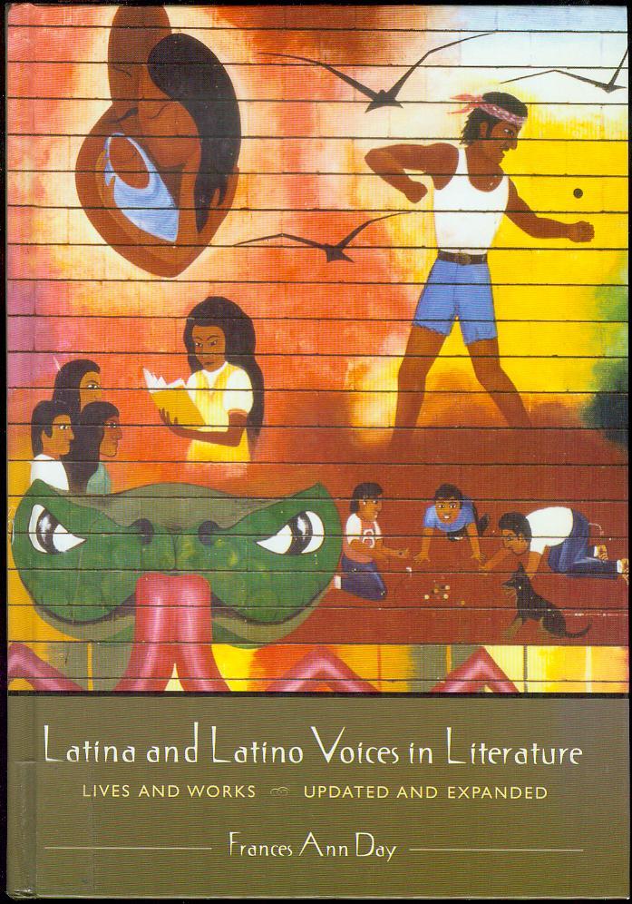 Image for Latina and Latino Voices in Literature: Lives and Works, Updated and Expanded