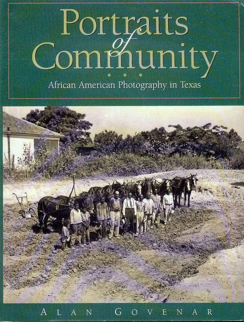 Image for Portraits of Community: African American Photography in Texas