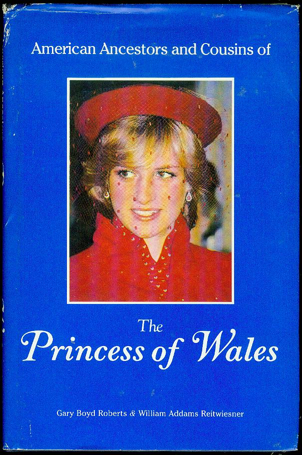Image for American Ancestors and Cousins of The Princess of Wales
