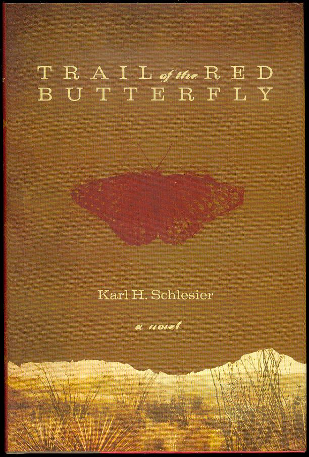 Image for Trail of the Red Butterfly