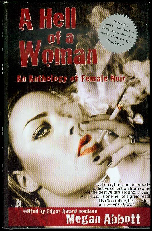 Image for A Hell of a Woman: An Anthology of Female Noir