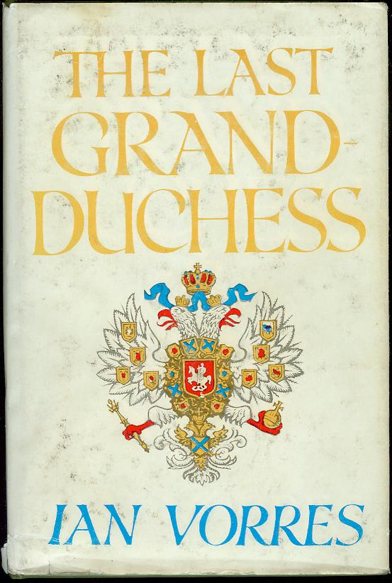 Image for The Last Grand-Duchess
